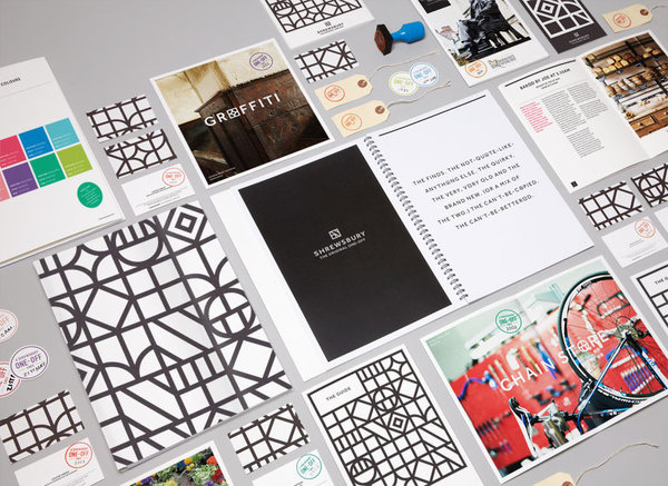 AND SMITH #black #white #branding #and