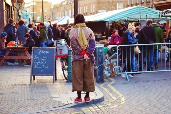 Lon Don 2012 on Behance #market #london #mysterious #broadway