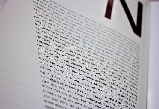 WILDE Magazine on Typography Served #white #black #and #wilde #magazine #typography