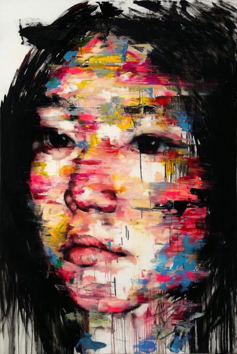 undefined #design #paint #portrait #painting #art