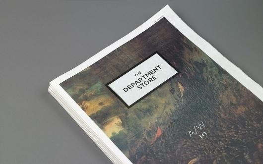 SI Special – Brogen Averill | September Industry #print #store #minimalist #paper #department