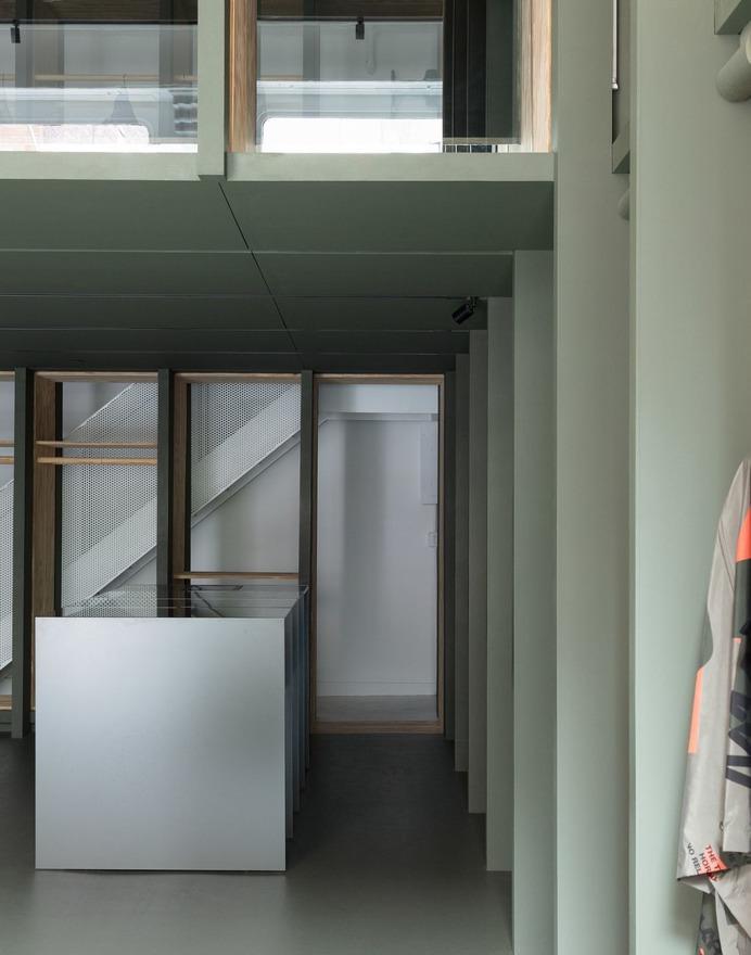 Maharishi Tribeca by Abruzzo Bodziak Architects