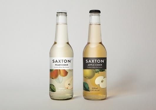 Saxton Cider - FormFiftyFive - Bradley Rogerson #cider #saxton