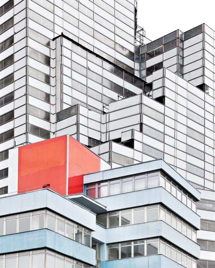 Architecture Photography by Daniel Everett