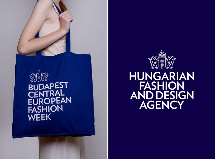 Budapest Central European Fashion Week identity / 2018 on Behance