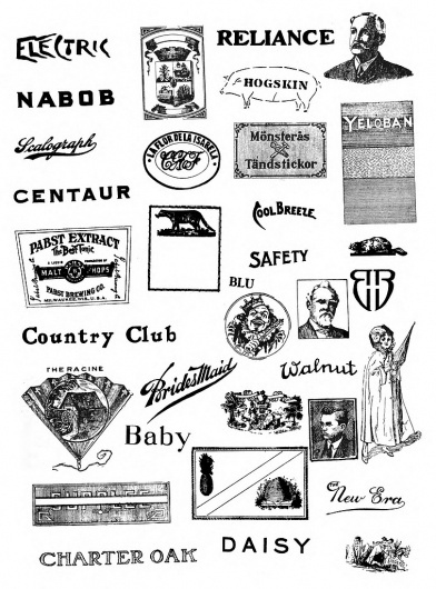 All sizes | BridesMaid | Flickr - Photo Sharing! #logos #vintage