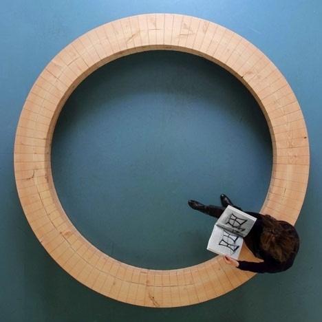 FFFFOUND! #interior #wood #furniture #environment