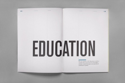 Visual Journal #design #graphic #editorial #typography