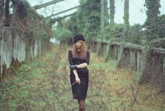 wet #fashion #photography #girl #film