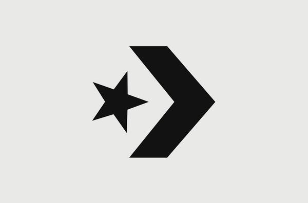 Converse Logo Designed (1970's) by Jim Labadini on #BrandLegends