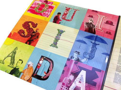 Luke Insect Studio #letters