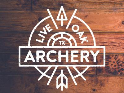 Drift, Archery #mark #logo