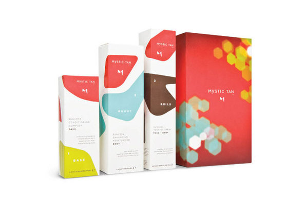 Mystic Tan #packaging #product