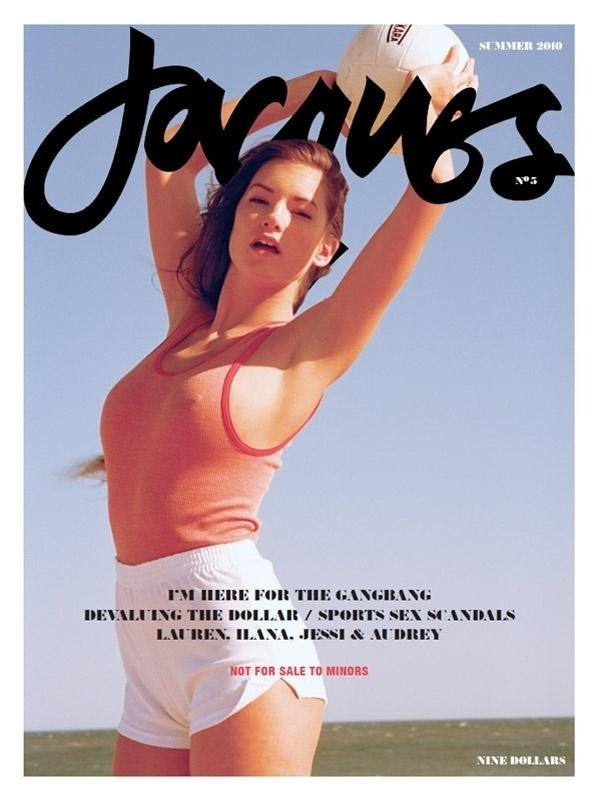 Jacques #cover #jacques #magazine