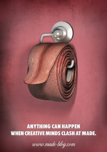 Chehad Abdallah #toiletpaper #made