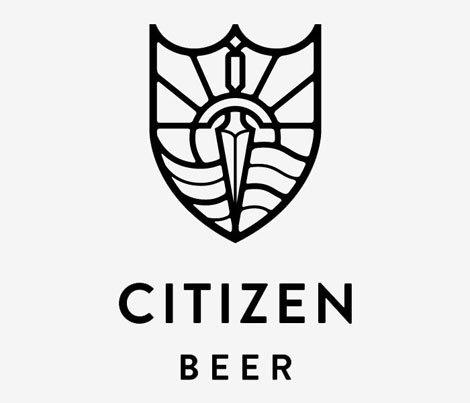 Citizen Beer Loo #beer #logo
