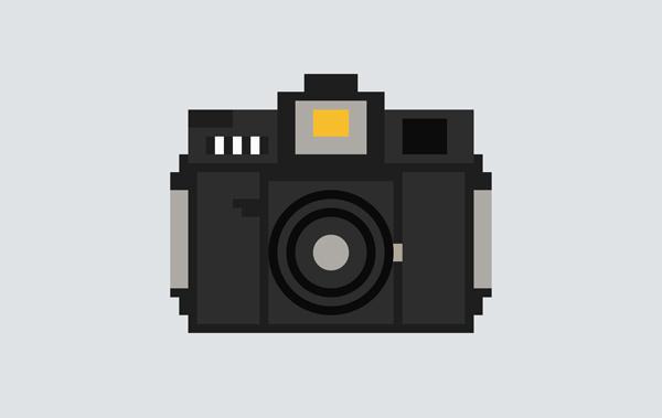 camera collection #camera #design #graphic #bit #illustration
