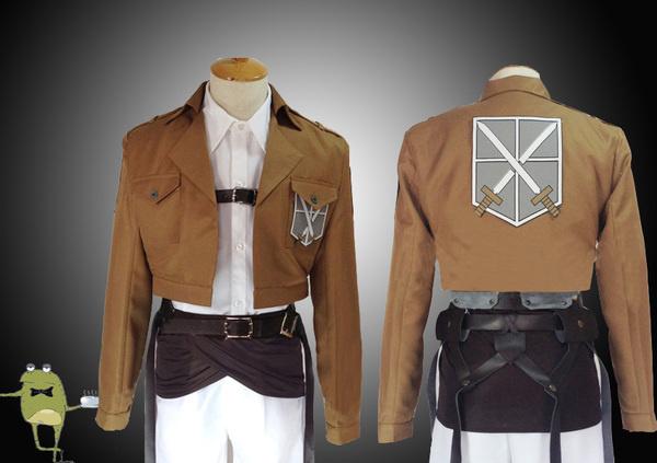 Shingeki no Kyojin Marco Bodt Cosplay Costume #bodt #cosplay #costume #marco