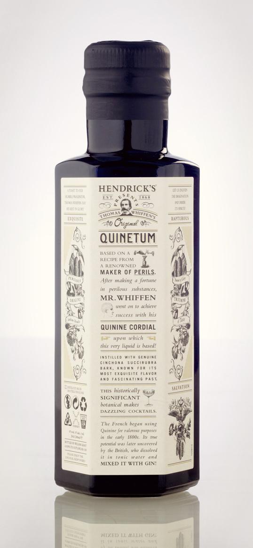 lovely package hendricks quinetum 2 #packaging