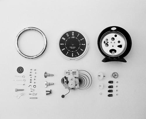 Esthétique du Minimum #clock