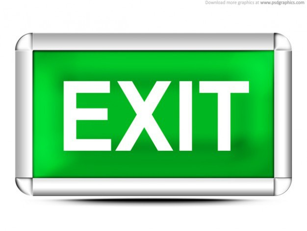 Green exit sign (psd) Free Psd. See more inspiration related to Template, Green, Web, Sign, Psd, Website template, Exit and Horizontal on Freepik.