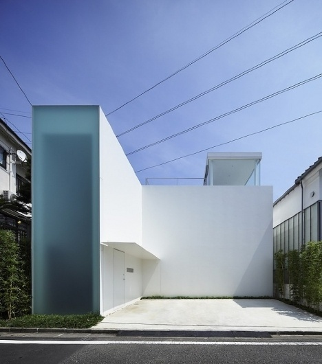 Shinichi Ogawa and Associates: Cube Court House - Thisispaper Magazine #window #door #architecture #home