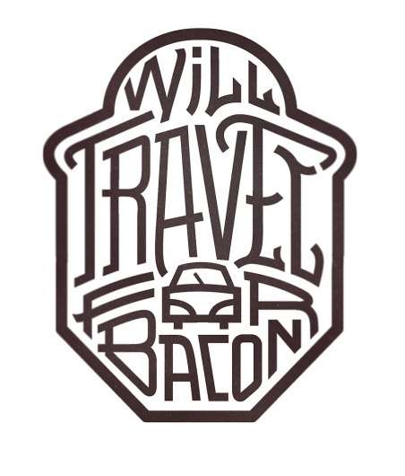 bacon_web.jpg (960×1124) #will #luke #travel #for #bacon #ritchie #typography