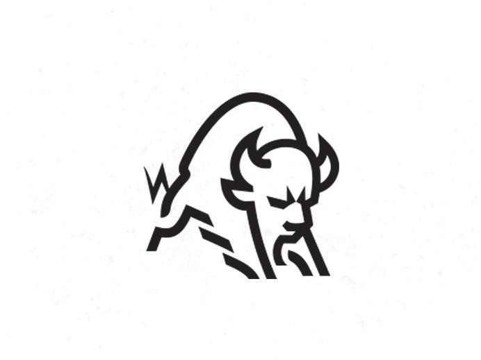 Buffalo #mark #logo #identity #branding
