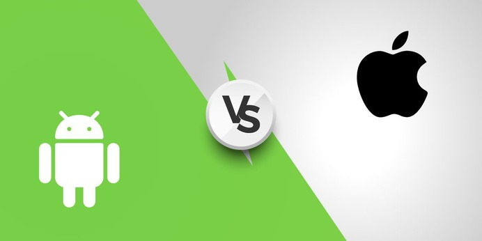 Android vs iOS : Which Smartphone Platform is Best For Your Business