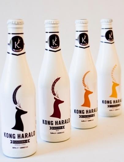 55 Most Powerful Minimal Packaging Design-№2 | Leaflette #packaging #beer #minimal