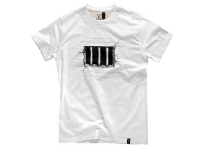 Kaft Design #t #tshirt #shirt #jail #tee #dungeon #prison