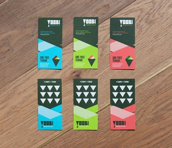 Yoobi   Identity Designed #branding #design #sushi #brand #logo