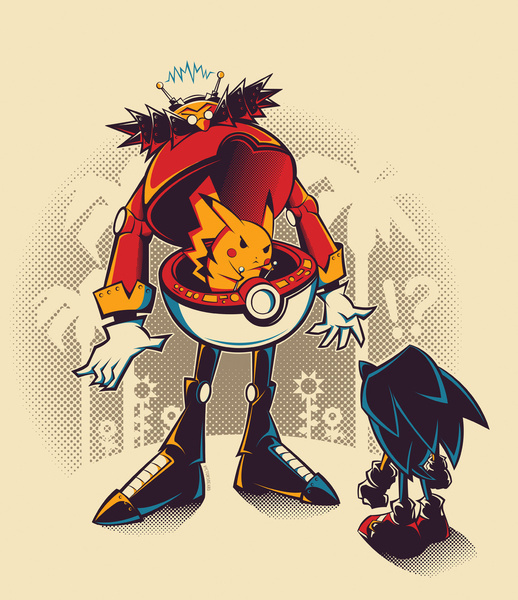 Gotta Crush 'Em All Art Print