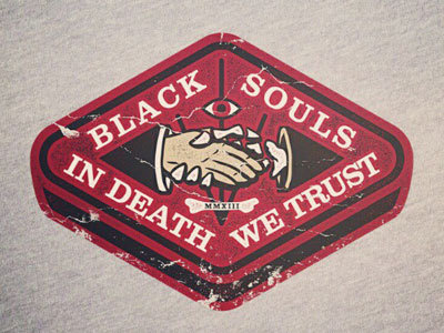 A #logo #souls #vintage #black