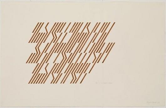 Guy de Cointet #shapes