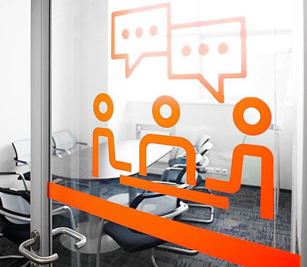 office Wayfinding | Signage | Sign | Design | Lanit办公室环境指示系统设计