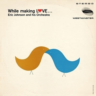 Project Thirty-Three: While Making Love (Westminster) #album #project #thirty #design #graphic #cover #mid #century #three