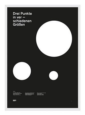 Balla Dora Typo-Grafika: A series of 1950/60's inspired posters #swiss #white #circles #black #poster #and #helvetica #minimalist