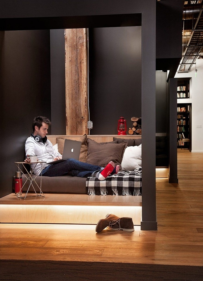 GitHub Office Space in San Francisco by Studio Hatch 2
