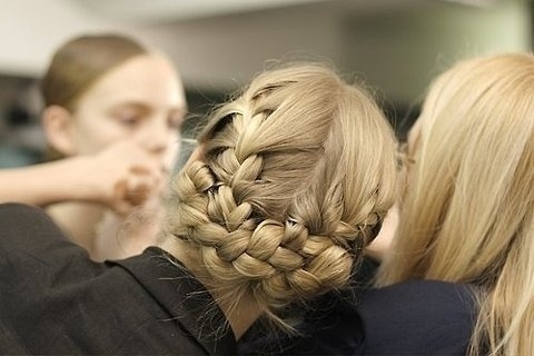 FFFFOUND! | andaherzt: all you pretty girls #hair #blonde #braid
