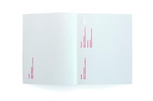 Stout/Kramer: Gispen in Rotterdam - thisispaper #book