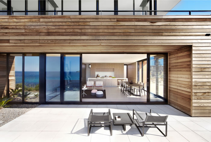 Contemporary Beach House by Smart Design Studio - #decor, #interior, #homedecor, #architecture, #house
