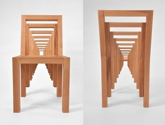 The Inception Chair | Colossal #chair #furniture #design