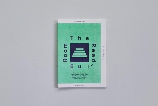 Reading Room   COÖP #design #graphic