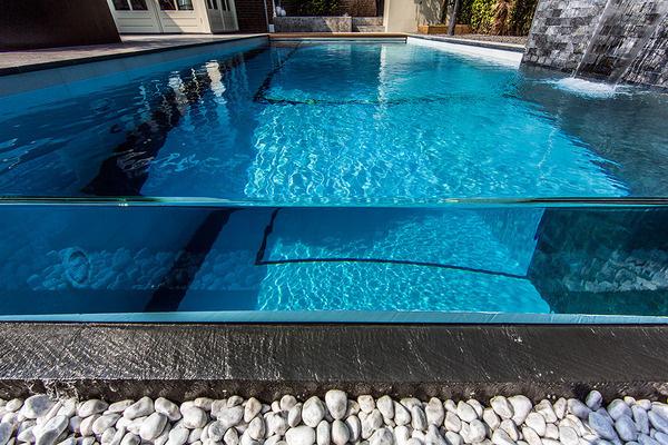 CJWHO ™ (Striking backyard oasis in The Netherlands Dream...) #netherlands #design #pool #architecture #luxury