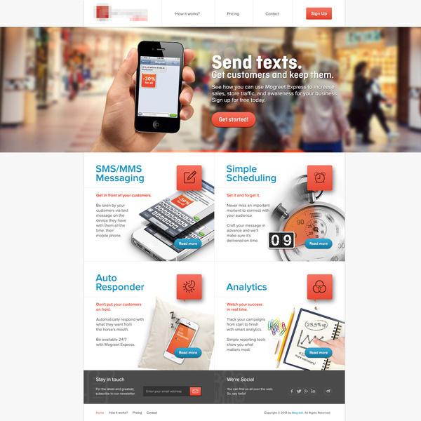 Home full #homepage #webdesign #ui