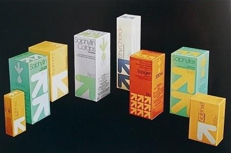 Graphis Packaging 3 » ISO50 Blog – The Blog of Scott Hansen (Tycho / ISO50) #packaging #avant #retro #arrows #garde