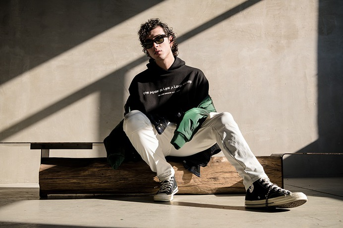 B-USED Fall/Winter 2019 Campaign - Fucking Young!