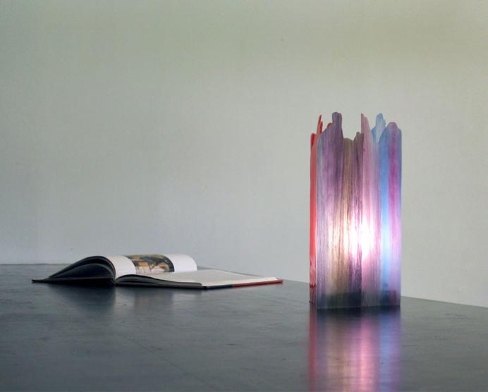 Table Lamp by Taeg Nishimoto - #lamp, #design, #lighting, #productdesign