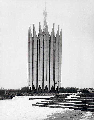 In pictures: Frédéric Chaubin's subversive Soviet superstructures | Art and design | guardian.co.uk #architecture